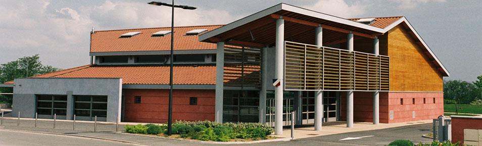 Salle polyvalente du Mas Rillier